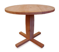 Our United Villages Wooden table